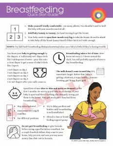 Sample-Breastfeeding-Quick-Guide